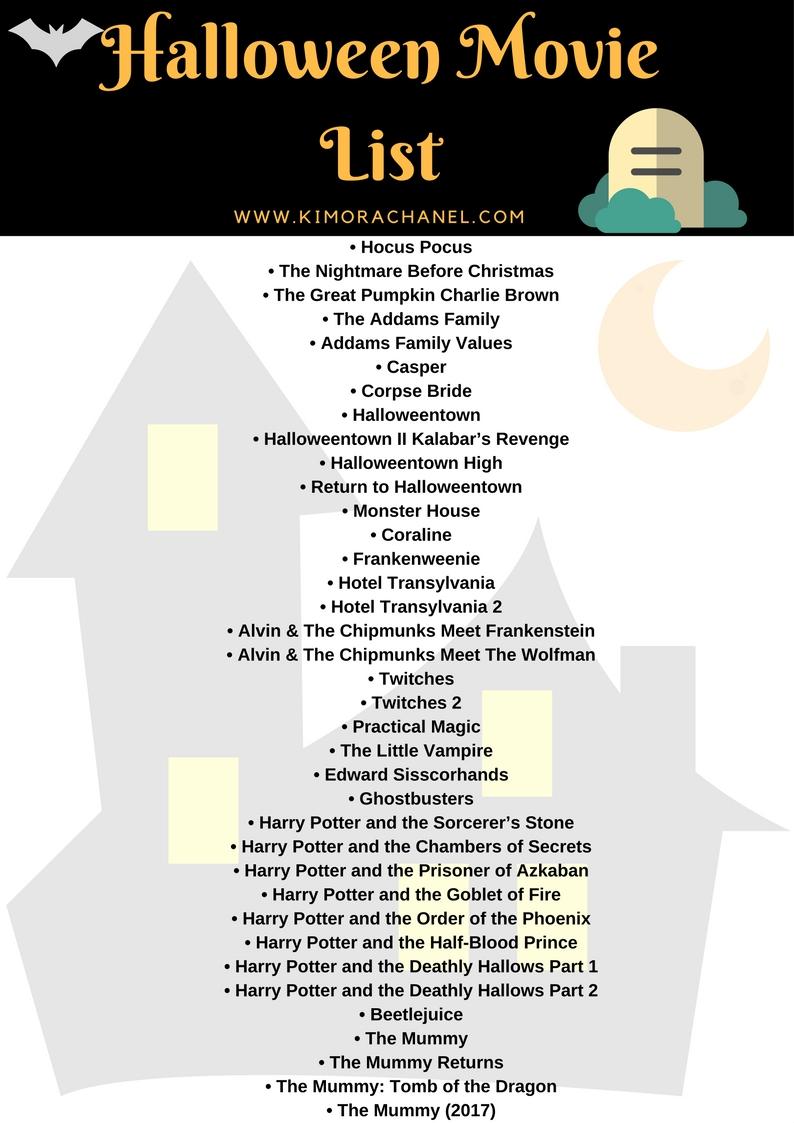 halloween calendar activities week 3