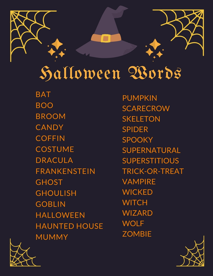 you can download your free copy of my halloween madness word search here dont forget the halloween madness word search list as well